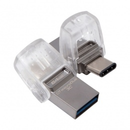 Kingston USB3.0/Type C stick 64GB DTDUO3C/64GB