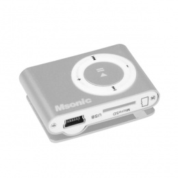 MSONIC MP3 player srebrni