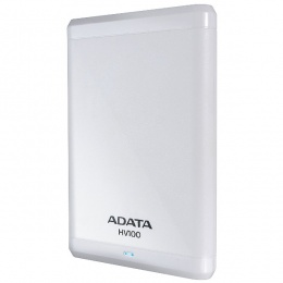 ADATA externi 1TB DashDrive AHV100, USB 3.0 bijeli