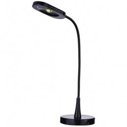 Emos LED lampa stolna crna Z7523B