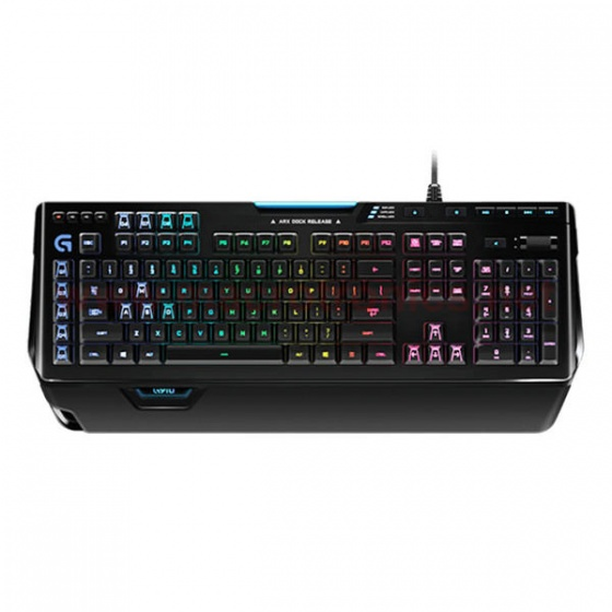 Logitech tastatura G910 Orion Spectrum Gaming