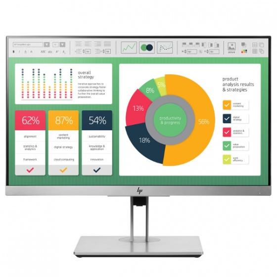 HP EliteDisplay E223 LED IPS Monitor, 1FH45AA