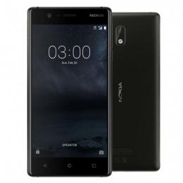 Nokia 3 Dual SIM crna