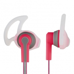 Hama slušalice Reflective Stereo, pink