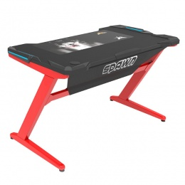 Spawn gaming stol Horz Z1 crveni/crni