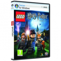 Lego Harry Potter Years 1-4 za PC