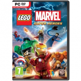 Lego Marvel Super Heroes za PC