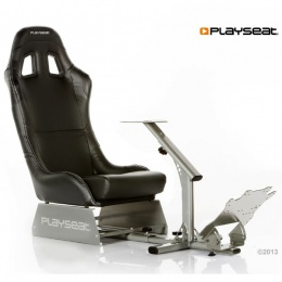 Playseat stolica Evolution crna