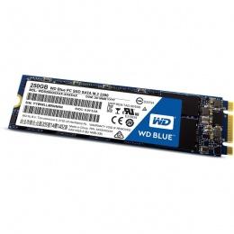 WD SSD Blue 250 GB M.2, WDS250G1B0B