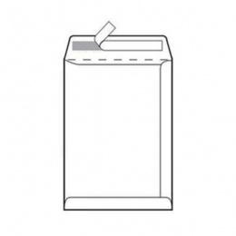 Koverta 19x26 strip bijela B5 (vrečica) 1000/1