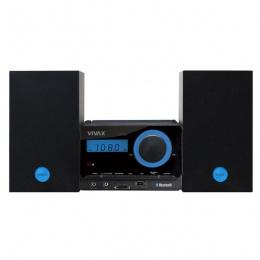 Vivax micro linija CD-103 crna-plavo osvjetljenje