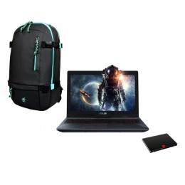 ASUS ROG Strix FX503VD-E4023 + SSD 128 GB + Ruksak Gaming Arokh