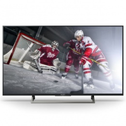 Televizor Sony LED UltraHD Android TV 43XE8077