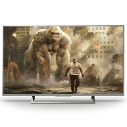 Televizor Sony LED UltraHD SMART TV 55XE7077