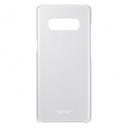 Samsung Galaxy Note8 Clear Cover White