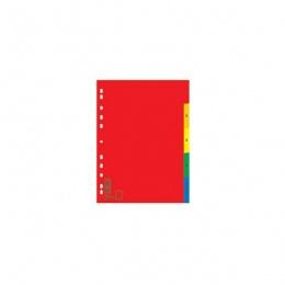 List uložni PP A4 5 boja art.7708 Donau