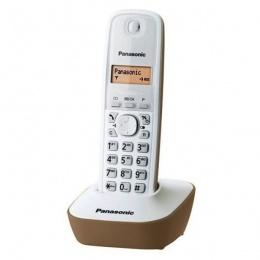 Panasonic telefon KX-TG1611FXJ - boja pijeska