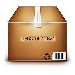Sharp Fixing plate LFIX-0007QSZ1