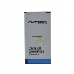 Platoon baterija za mobitel Samsung S5 G900F 2600mAh