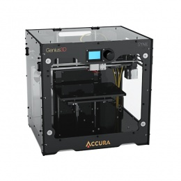 ACCURA Genius 3D printer