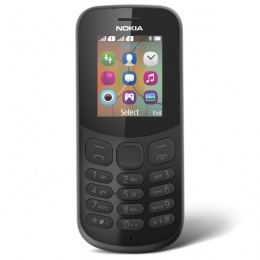 Mobitel Nokia 130 Dual Sim 2017 crni