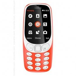 Mobitel Nokia 3310 2017 crveni