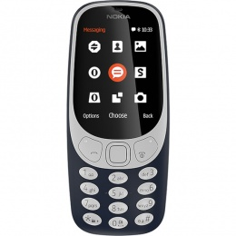Mobitel Nokia 3310 2017 Dual Sim plavi
