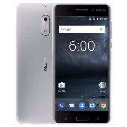 Mobitel Nokia 6 Dual Sim srebreni