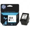 HP tinta N9K06AE (No.304) Black