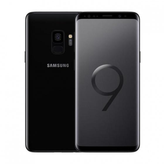 Mobitel Samsung Galaxy S9 G960F 64GB Midnight Black
