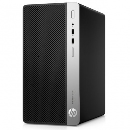 HP ProDesk 400 G4 Microtower PC, 1EY28EA