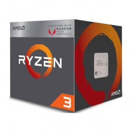 AMD Ryzen3 2200G APU 3,5 GHz, AM4