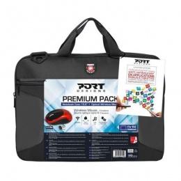 Port Design torba za laptop 15,6 + miš- premium pack
