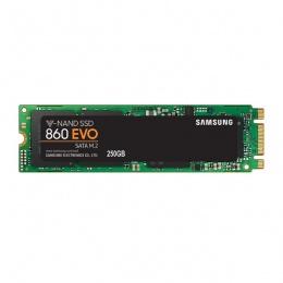 Samsung M.2 2280 SSD Evo 860 250GB, MZ-N6E250BW