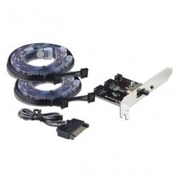 LC-Power LED kit za kućište 10 boja, LC-PCI-LED