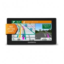 Garmin navigacija DriveSmart 60 LM Europe Lifetime Map, Bluetooth