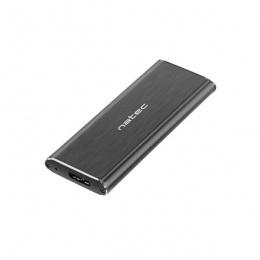 Natec kućište za M.2 SSD USB 3.0, crna
