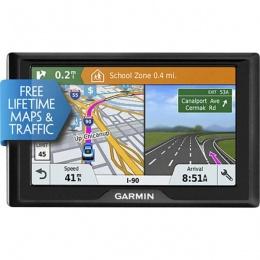 Garmin navigacija Drive 51 LMT-S Europe Lifetime Map and Traffic
