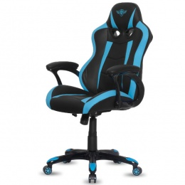 Spirit of Gamer stolica Racing crno-plava SOG-GCRBL