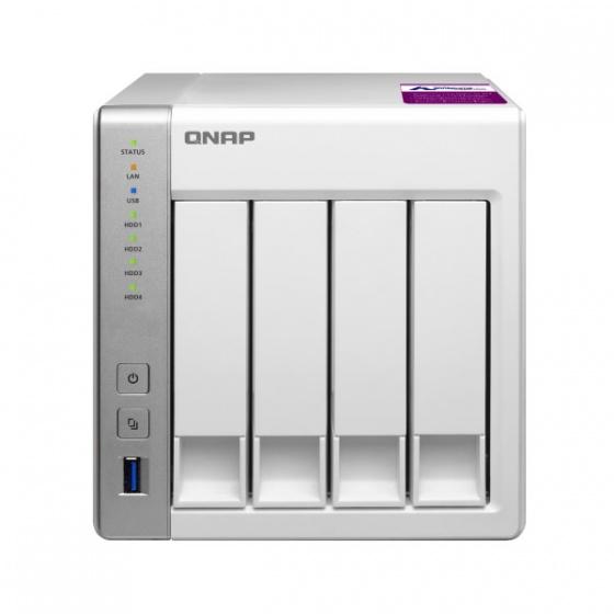 NAS storage backup rješenje QNAP 4X2TB