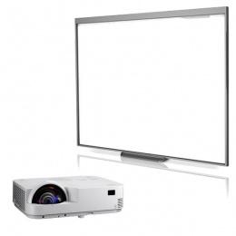 Smart interaktivni set ( SB480 sa NEC M333XS )