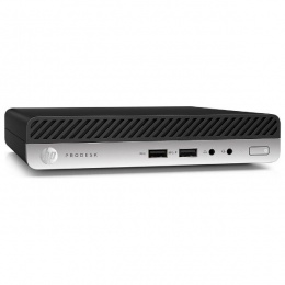 HP ProDesk 400 G3 Mini PC, 1KP21EA