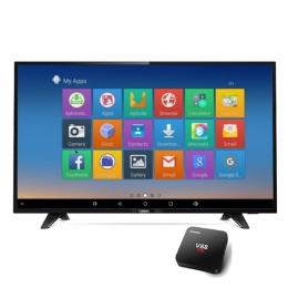 Televizor Philips LED FullHD TV 49PFS4132 + android box V88