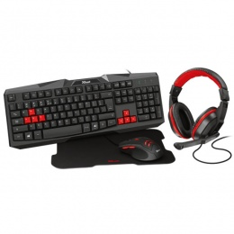 Trust ZIVA desktop set Gaming