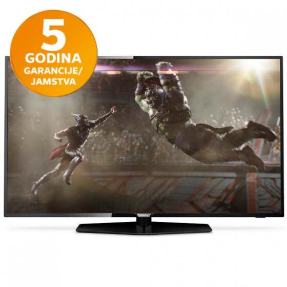 Philips LED TV 43PUS6162/12 4K Smart