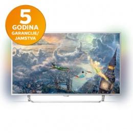 Televizor Philips LED UltraHD Android TV 43PUS6412/12 Ambilight