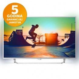 Televizor Philips LED UltraHD Android TV 55PUS6412/12 Ambilight