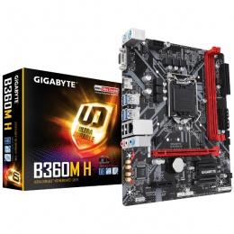 Gigabyte MB GA-B360M-H, LGA 1151 Cofee Lake, Intel B360