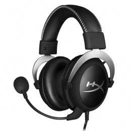 Kingston HyperX XBOX CloudX Headset silver