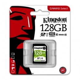 Kingston MC SDXC 128GB Class 10 UHS-I, SDS/128GB